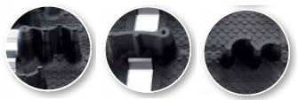 Camoplast Cobra 1.6 Track Closeup