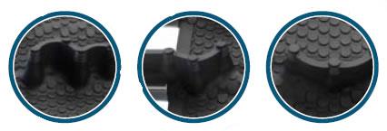Camso Cobra Track Closeup