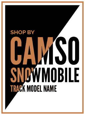 Shop Camso (Camoplast) Snowmobile Tracks