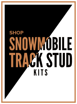 Shop Snowmobile Stud Kits