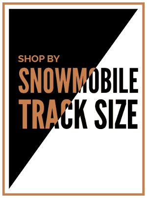 Shop Snowmobile Track Size