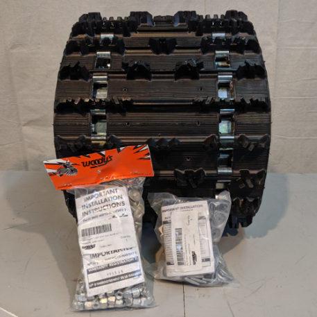 Camoplast 9968H96 Woodys Stud Kit