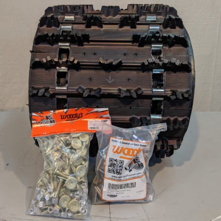 Camso 9969H162 Snowmobile Track And Woodys Stud Kit